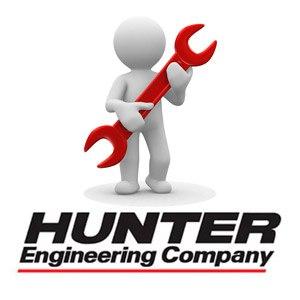 Сход развал Hunter