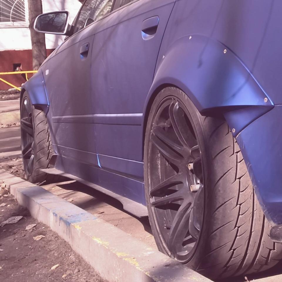 арки Audi